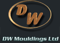 DW mouldings logo